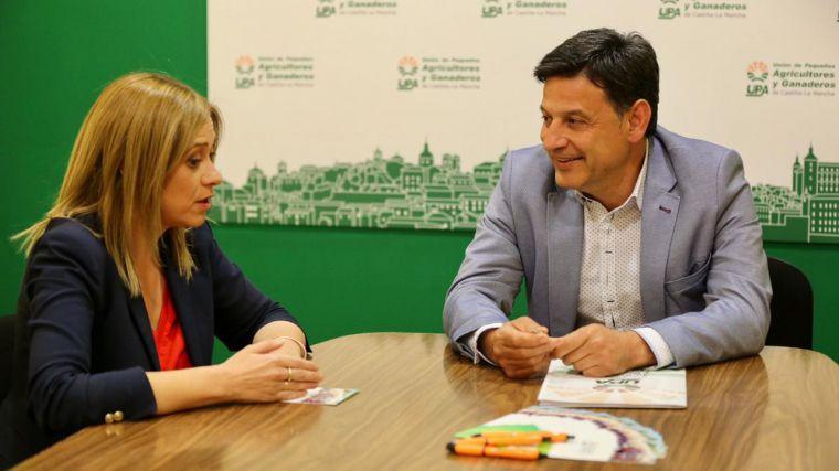 """Carmen Picazo (Cs): """"Vamos a elaborar un Plan de Agroindustria de Castilla-La Mancha con el que reforzaremos nuestro apoyo a la agricultura y la ganadería desde una óptica empresarial moderna"""""""