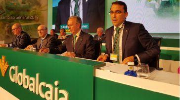 Globalcaja lidera la actividad financiera en Castilla-La Mancha y obtiene 29,6 millones de beneficios