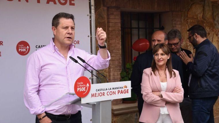 """García-Page celebra que los diputados independentistas presos sean """"tan sometidos a la ley como el resto de los españoles"""""""