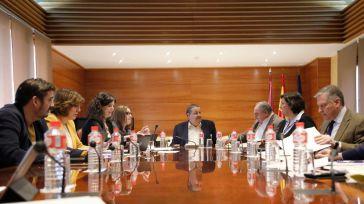 Mesa y Junta Portavoces IX Legislatura