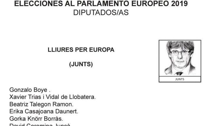 564 personas votaron a Puigdemont en Castilla-La Mancha y 763 a Oriol Junqueras