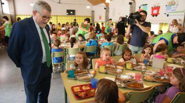 Comedor colegio Europa
