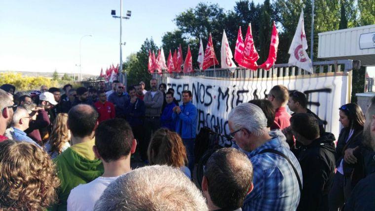 Los trabajadores de ICSA estudiarán la semana que viene la propuesta de la empresa para dar fin a la huelga
