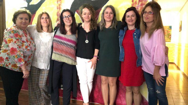 Araceli Martínez destaca la labor del Centro de Atención Especializada para Mujeres Víctimas de Violencia de Género