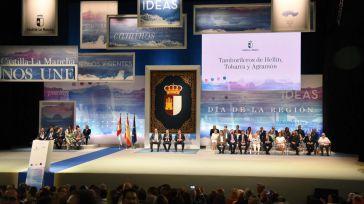 Hernando afirma que este Día de Castilla-La Mancha 'marca el inicio de un nuevo capítulo lleno de optimismo'