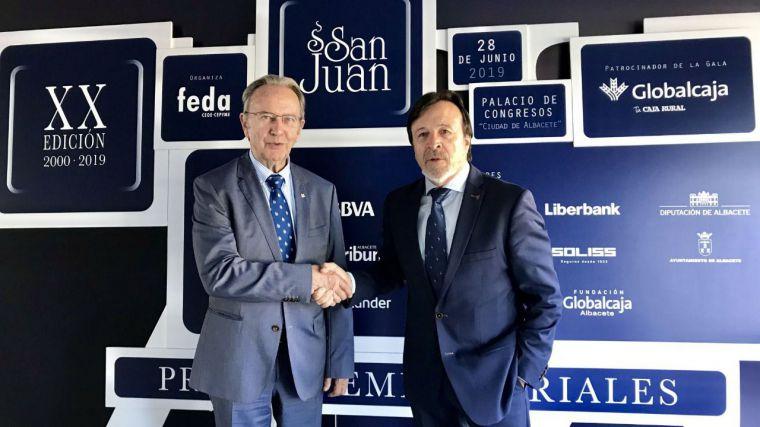 Globalcaja y FEDA renuevan el convenio de acciones de promoción empresarial
