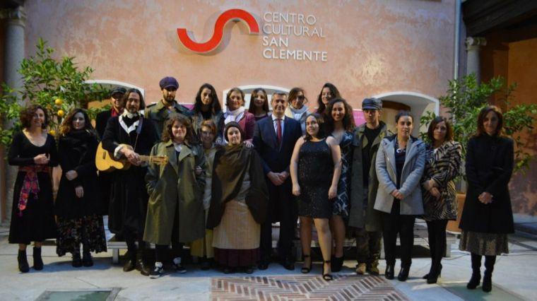 El Centro cultural San Clemente acogerá nueve exposiciones y superará las 6.000 visitas en el primer semestre del año