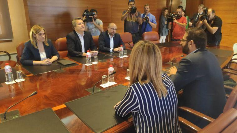 """Picazo (Cs): """"Hemos conseguido que el PSOE de Castilla-La Mancha enmiende las políticas de Sánchez, apoye la unidad de España y aplique el 155 en Cataluña si se pone en juego el orden constitucional"""""""
