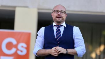 El secretario de organización de Ciudadanos niega la derivada regional del pacto con el PSOE