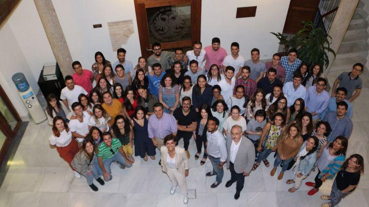 El Colegio de Médicos de Toledo celebra sendos actos de acogida a los nuevos residentes en Talavera y en Toledo