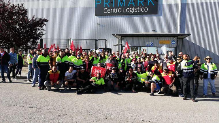 La huelga en la plataforma logística de DHL-Primark de Torija pasa a ser indefinida