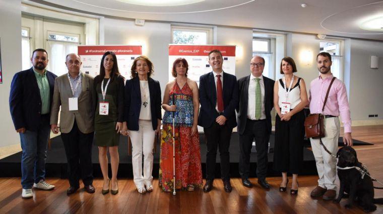 El Consejo de Gobierno toma en consideración un acuerdo de colaboración con CERMI-CLM para mejorar el modelo de atención de las personas con discapacidad