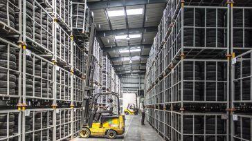 Los pedidos al sector industrial de Castilla-La Mancha registran el segundo mejor dato del país