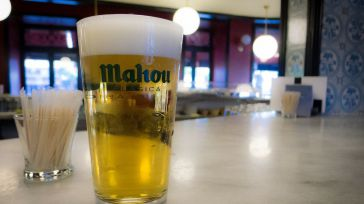 La cervecera Mahou, promotor logístico en Alovera