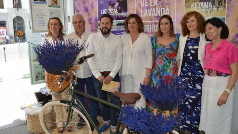 Castilla-La Mancha despliega su atractivo estival con los colores y aromas de la Floración de la Lavanda de Brihuega