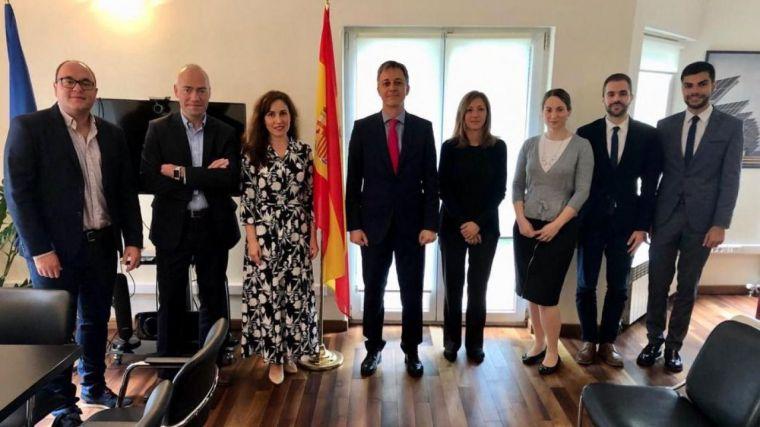 Un grupo de empresas del sector industrial de Castilla-La Mancha participan en una misión comercial a Serbia y Rumanía