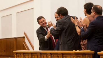 Todo preparado para la investidura de García-Page, marcada por un nuevo modelo de organización política y administrativa