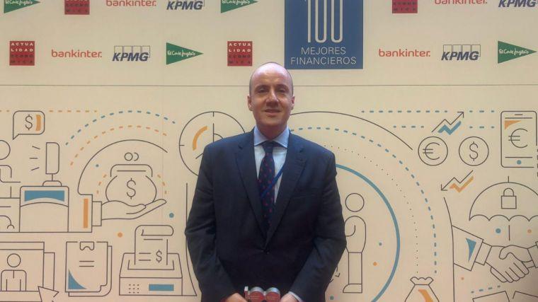 El director Financiero de Globalcaja reconocido como uno de los mejores financieros del año