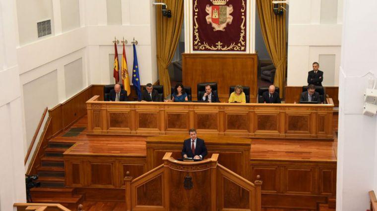 """García-Page, presidente tras un debate entre el """"déjà vu"""", el liderazgo de la oposición y la """"España más allá de la M-30"""""""