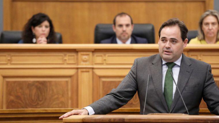 Núñez reivindica mejorar la gestión de las emergencias en Castilla-La Mancha, un sistema de financiación equitativo y propone medidas para fomentar el empleo y el crecimiento económico