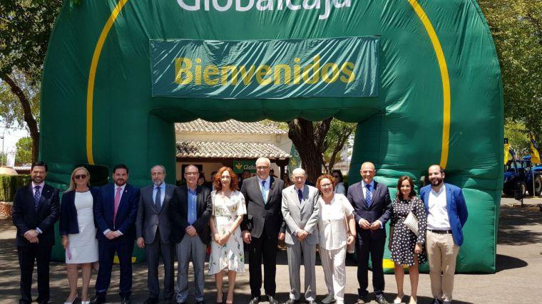 Globalcaja, protagonista en Fercam