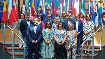 Cristina Maestre, elegida miembro titular de las comisiones de Desarrollo Rural y de Peticiones del Parlamento Europeo