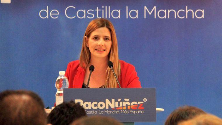 El PP-CLM propone a Carolina Agudo como senadora por designación autonómica