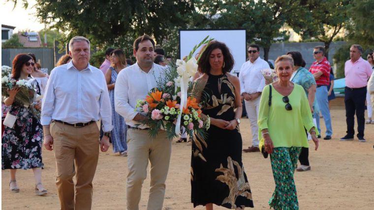 Homenaje en Manzanares en memoria de Miguel Ángel Blanco