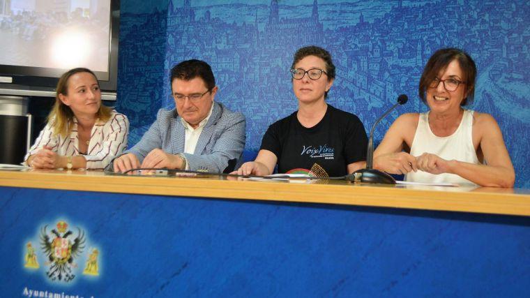 La Diputación de Toledo y el Ayuntamiento presentan la séptima edición del festival internacional