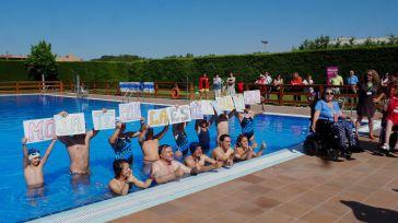 ADEMCU y Fundación Globalcaja Cuenca se vuelven a mojar por la Esclerosis Múltiple