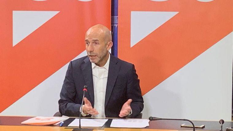 """David Muñoz: """"Pedimos que García-Page elabore unos presupuestos desde la prudencia y la responsabilidad"""""""