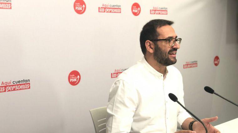 """Sergio Gutiérrez destaca el clima inicial de acuerdo para que esta legislatura sea la del """"progreso, el crecimiento económico y la estabilidad sin excepcionalidad"""" en CLM"""