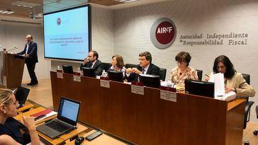 La AIReF empeora sus previsiones sobre las cuentas de CLM para 2019