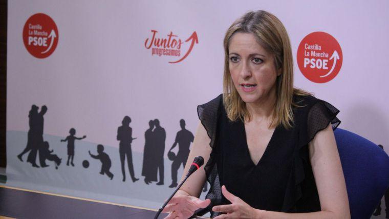 """Maestre (PSOE) pide responsabilidad """"a todos los partidos que se autoproclaman de Estado"""" porque """"España lo necesita"""""""