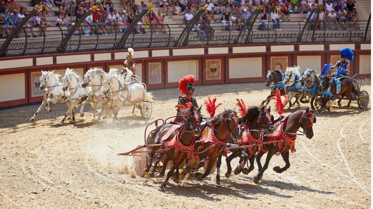 Puy du Fou Francia encabeza la lista TripAdvisor de mejores parques de atracciones de Europa