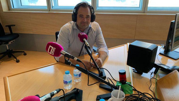 """Núñez pone en valor el nuevo PP """"que mantiene una mesa de diálogo abierta con el PSOE para tratar temas importantes de CLM"""""""
