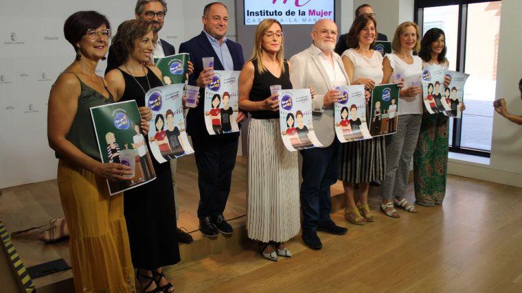El Gobierno de Castilla-La Mancha suma por primera vez a todas las administraciones en la prevención de las agresiones sexuales