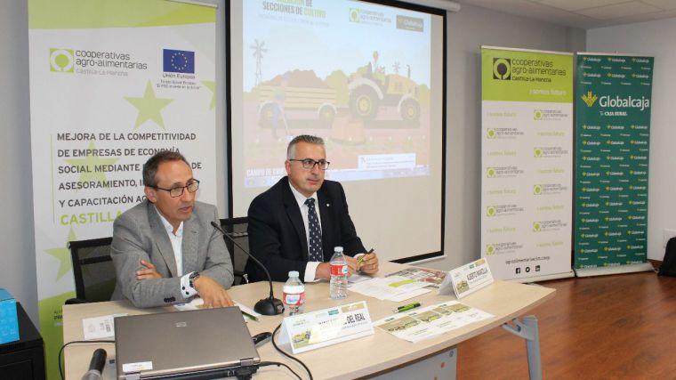 Globalcaja, en la jornada sobre creaciones de cultivo organizada por Cooperativas Agro-Alimentarias