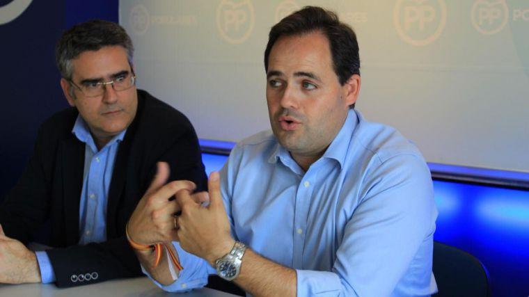 Núñez (PP) insiste en la necesidad de una Ley de Coordinación que garantice que todos los recursos estén disponibles en una emergencia