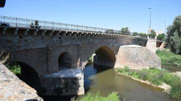 Fomento culmina la rehabilitación del Puente Árabe de Guadalajara