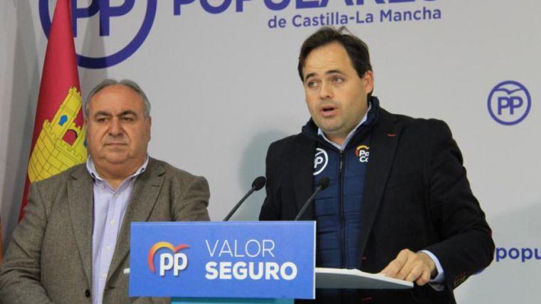 Núñez destaca el peso del PP castellano-manchego en Madrid
