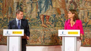 García-Page rechaza un modelo unilateral de financiación tras las peticiones de Compromís (Valencia) para apoyar la investidura de Sánchez