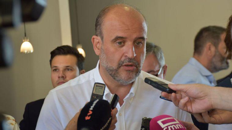 Guijarro descarta la candidatura de Page a presidente del Gobierno de España