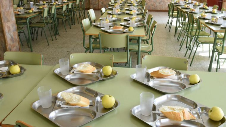 Esta es la lista de los 16 nuevos comedores escolares en centros públicos de la Región