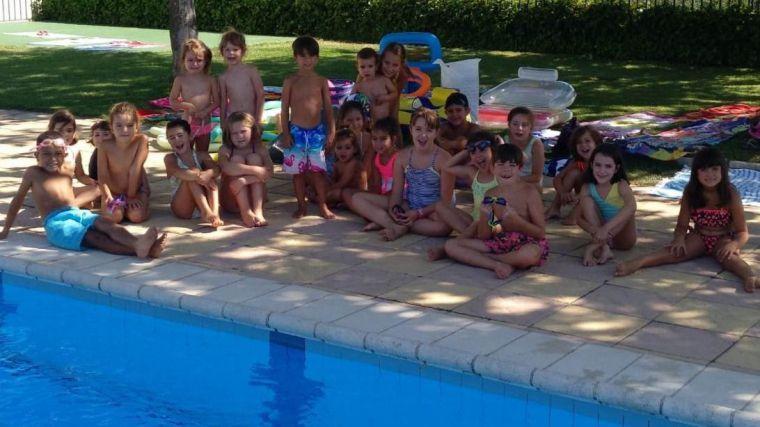 Más de 7.000 personas en los cursos de verano de natación promovidos por la Diputación de Toledo