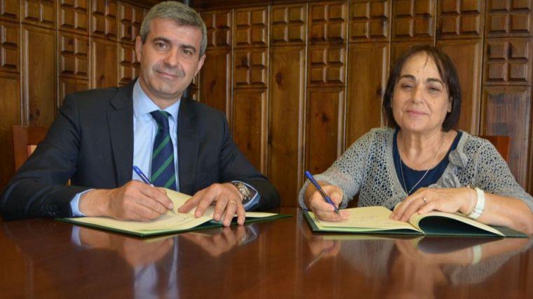 La Diputación de Toledo firma un convenio de cooperación para colaborar en la prevención de los trastornos alimenticios
