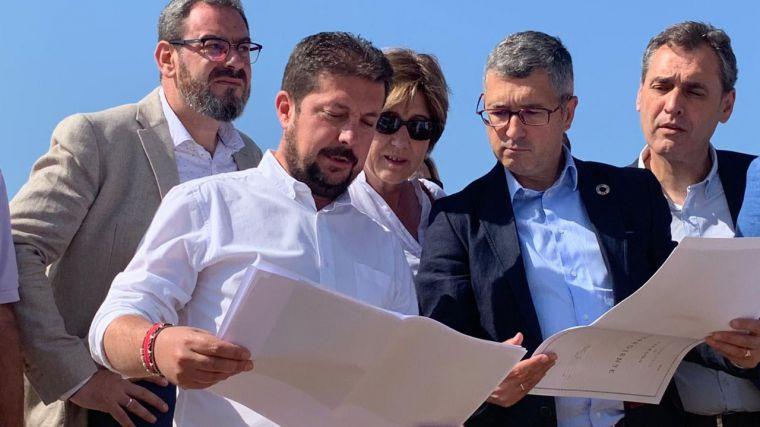 """Torrecilla (PSOE): """"No vamos a entrar en ningún tipo de guerra con otra región, pero lo que tiene que tener muy claro Murcia es que vamos a defender nuestros derechos"""""""