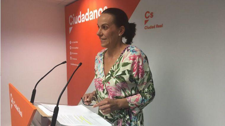"""Eva María Masías (Cs): """"Hemos logrado que en menos de dos meses se lleven a pleno tres puntos de los acuerdos programáticos acordados en la investidura"""