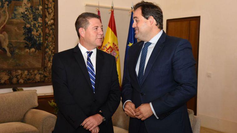 Primeros pasos para un acuerdo en materia de financiación autonómica y política de agua en CLM