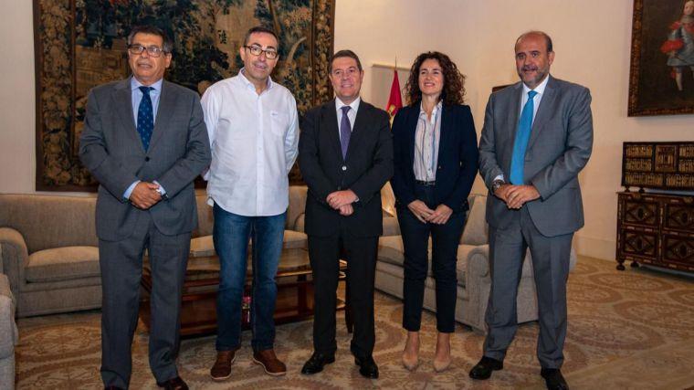 El Gobierno regional perfila con los agentes sociales la estrategia de las políticas de empleo en Castilla-La Mancha